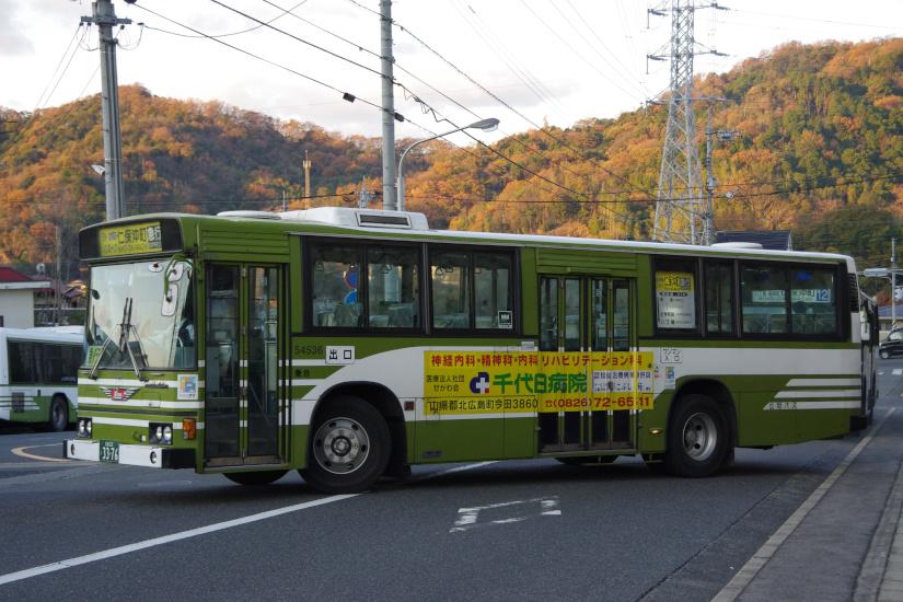 [広島電鉄]広島22く33-76
