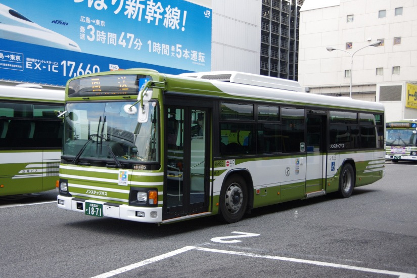 [広島電鉄]広島200か18-71
