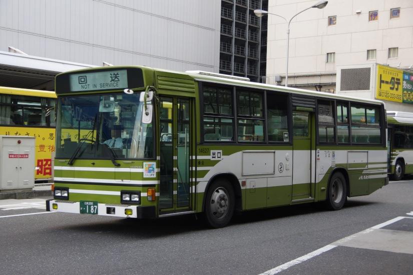 [広島電鉄]広島200か・187