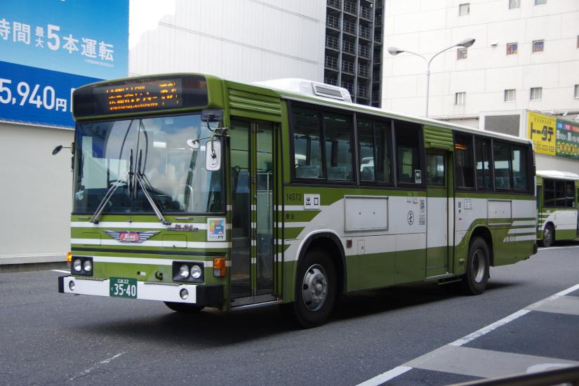 [広島電鉄]広島22く35-40