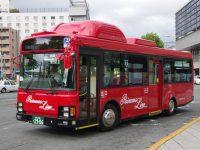 [プリンセスラインバス]京都200か29-06