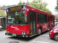 [プリンセスラインバス]京都200か26-15