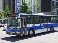 [ジェイアール北海道バス]札幌200か11-26