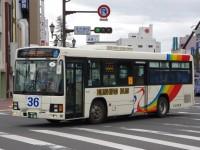 [くしろバス]釧路200か・446