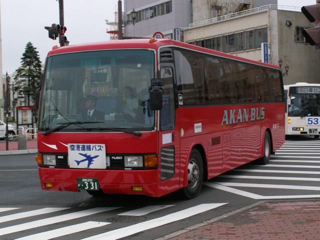 [阿寒バス]釧路200か・331