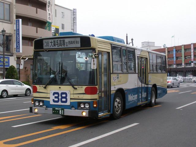[阿寒バス]釧路200か・・81