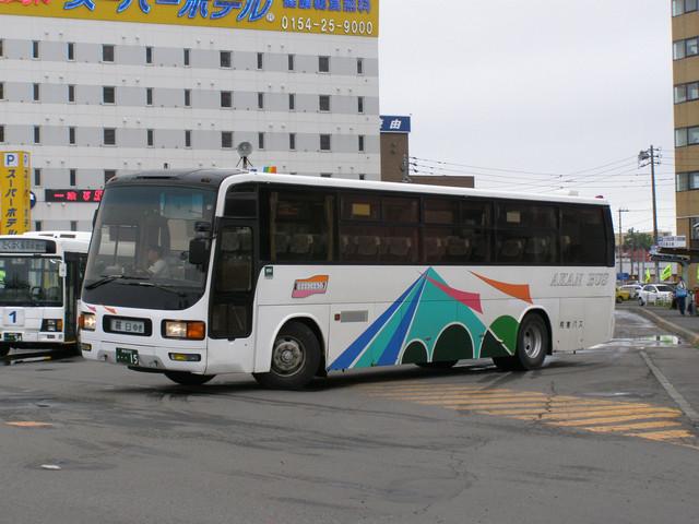 [阿寒バス]函館200か・・15