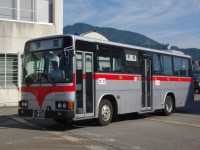 [南越後観光バス]長岡200か・411