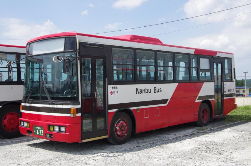 [南部バス]八戸200か・672