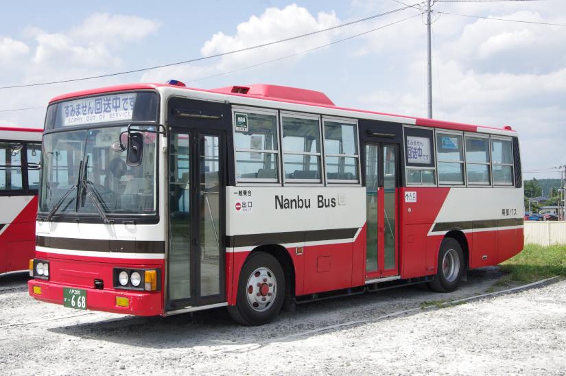 [南部バス]八戸200か・668
