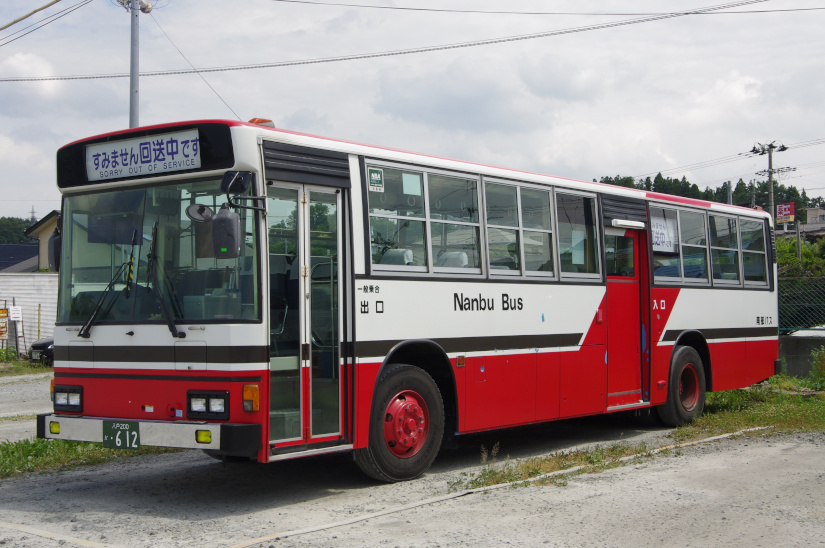 [南部バス]八戸200か・612