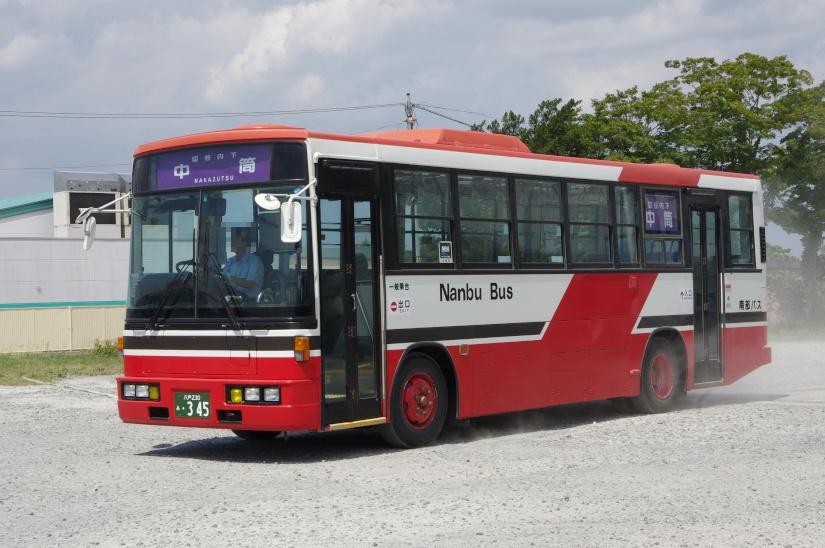 [南部バス]八戸230あ・345