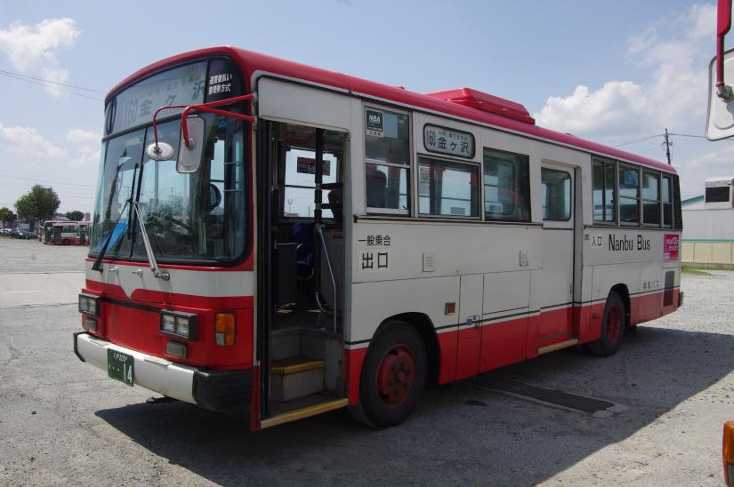 [南部バス]八戸200か・・14