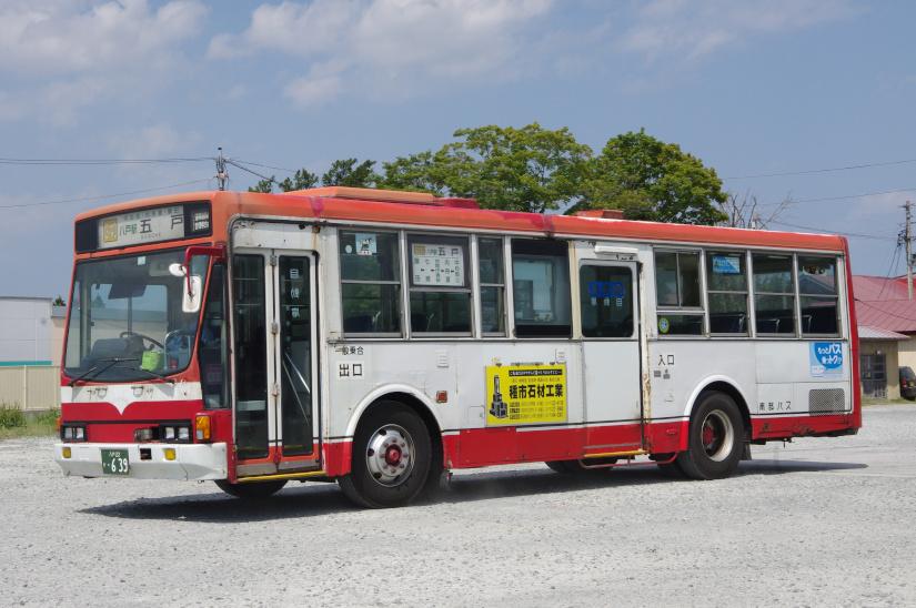 [南部バス]八戸22か・639