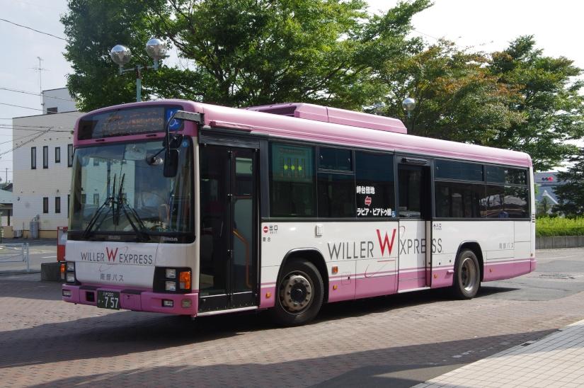 [南部バス]八戸200か・757