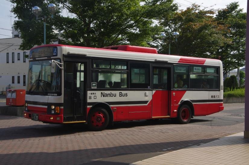 [南部バス]青森200か・127