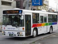 沖縄200か10-96フロント