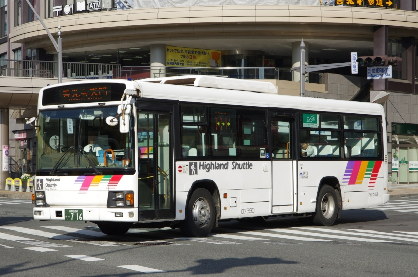 [アルピコ交通]長野200か・716