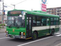 [道南バス]室蘭200か・789