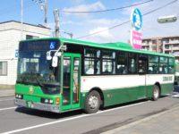 [道南バス]室蘭200か・850