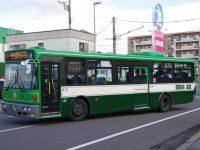 [道南バス]室蘭200か・957