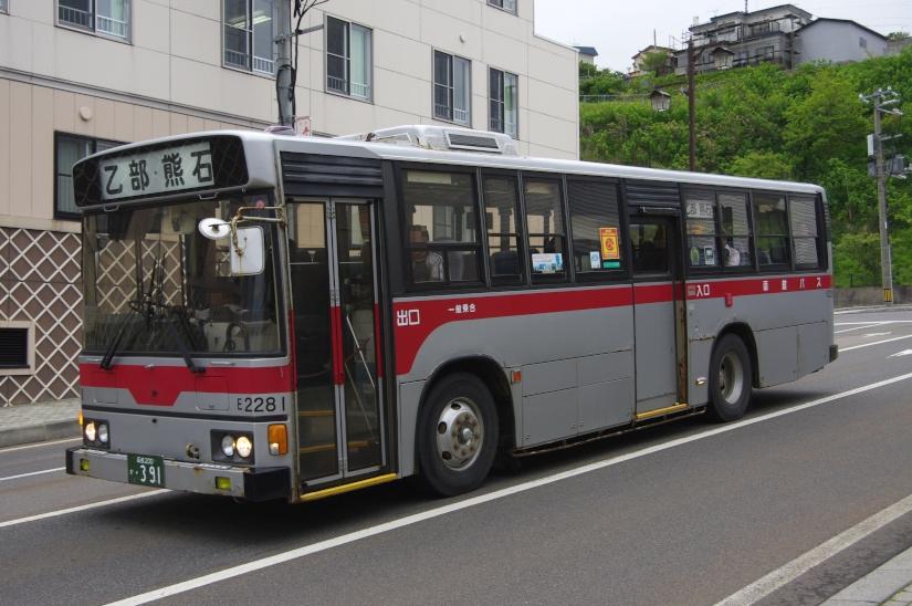 [函館バス]函館200か・391