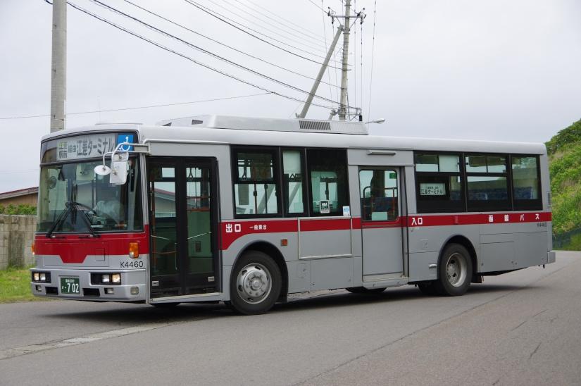 [函館バス]函館200か・702