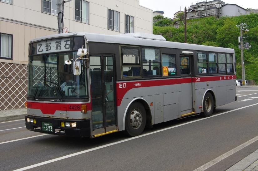 [函館バス]函館200か・393