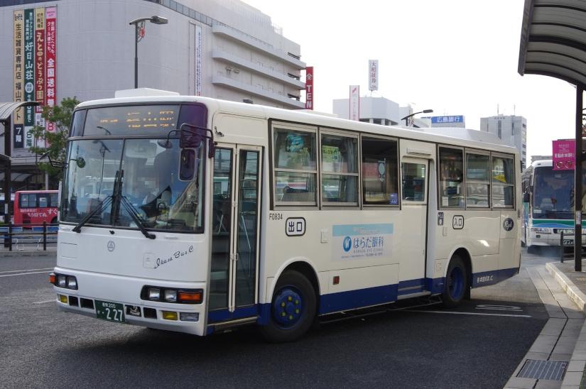 [井笠バスカンパニー]倉敷200か・227