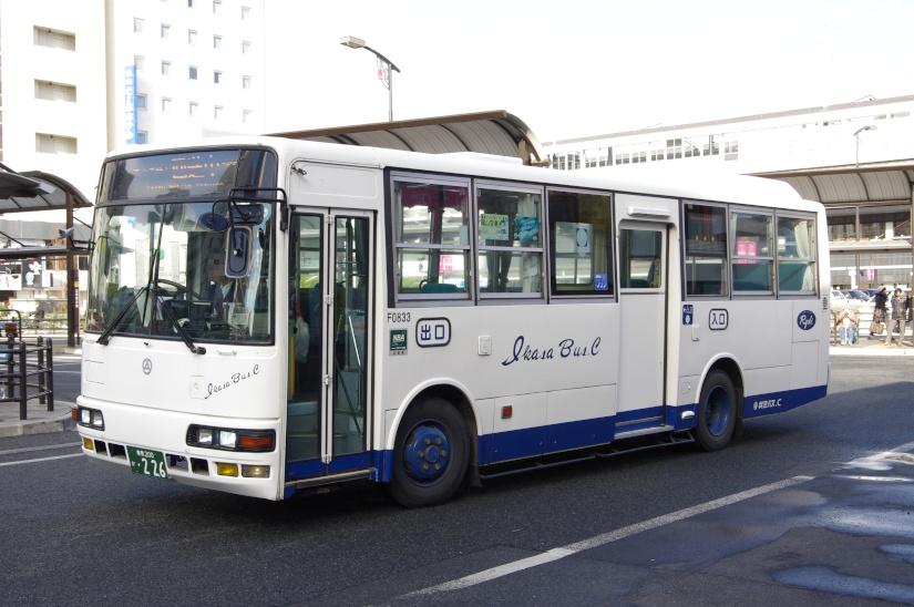 [井笠バスカンパニー]倉敷200か・226