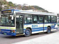 [中国バス]福山200か・118