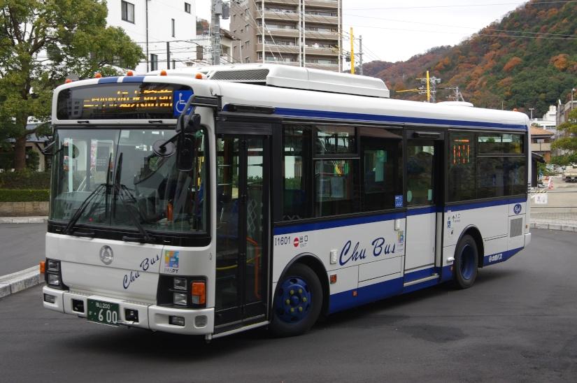 [中国バス]福山200か・600