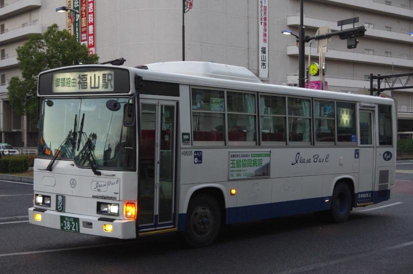 [井笠バスカンパニー]岡山22か38-21