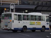 岡山22か38-21リア
