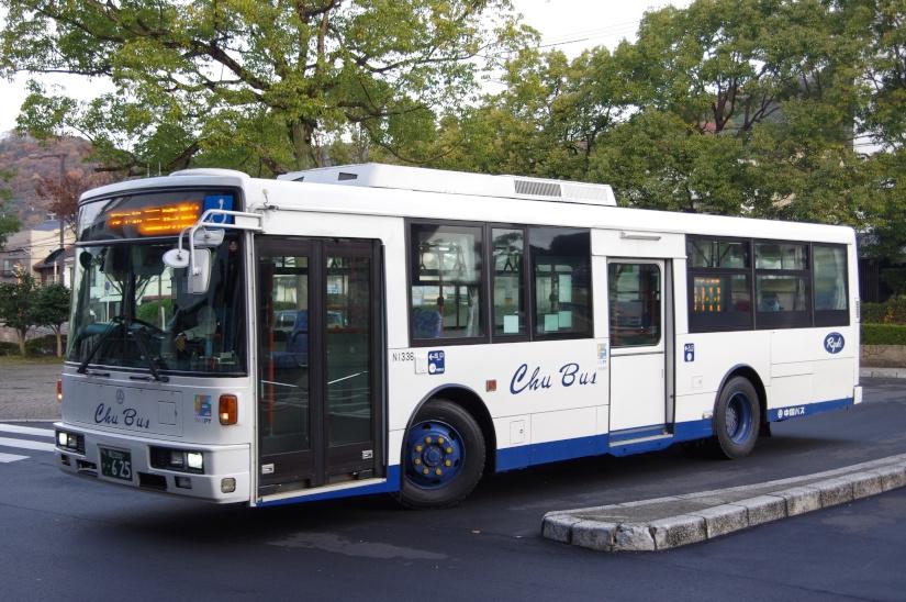 [中国バス]福山200か・625