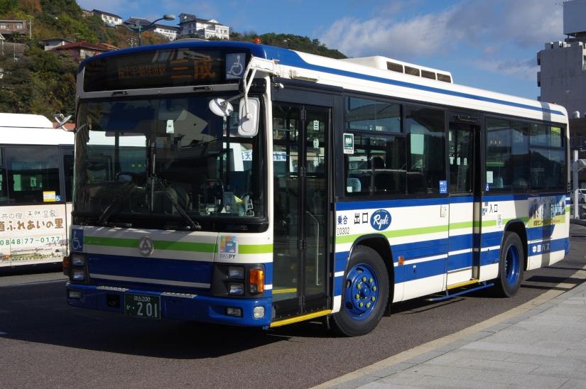 [中国バス]福山200か・201