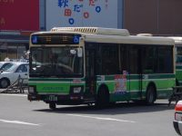 [秋田中央交通]秋田200か12‐28