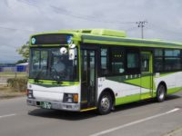 [秋北バス]秋田200か10-97