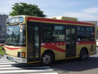 [秋北バス]秋田200か・116
