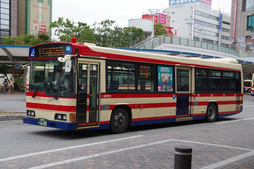 [福島交通]福島200か16-45