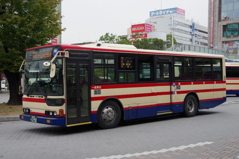 [福島交通]福島200か12-92
