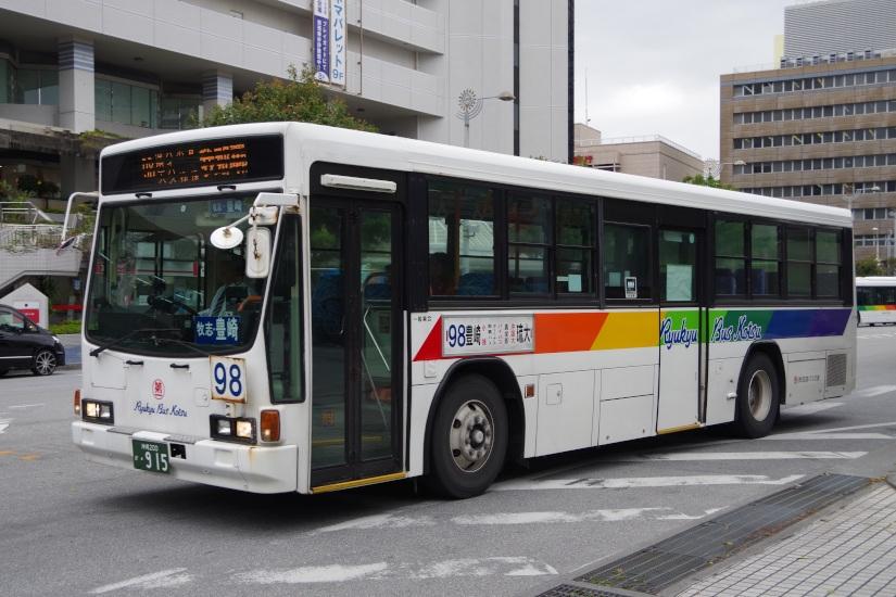 琉球バス交通]沖縄200か・915 | ...