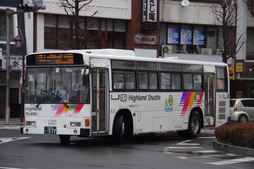 [アルピコ交通]松本200か・977