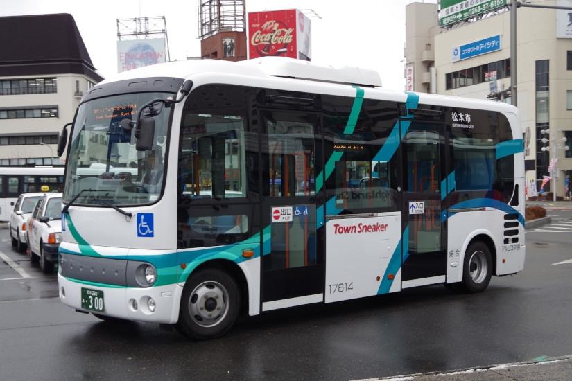 [アルピコ交通]松本230あ・300