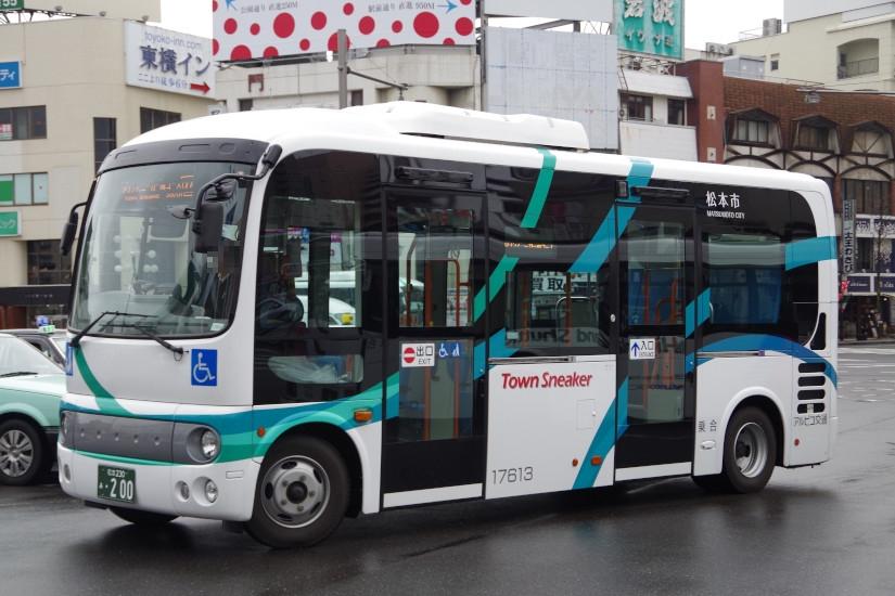 [アルピコ交通]松本230あ・200