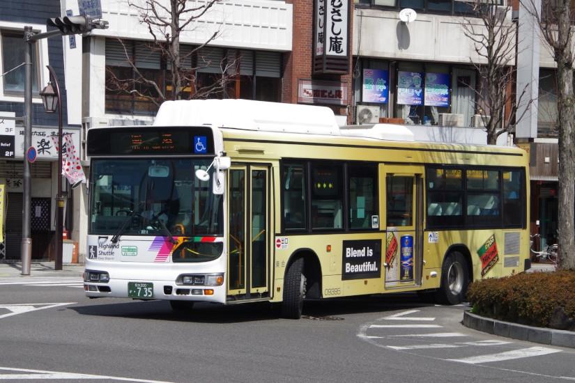 [アルピコ交通]松本200か・735
