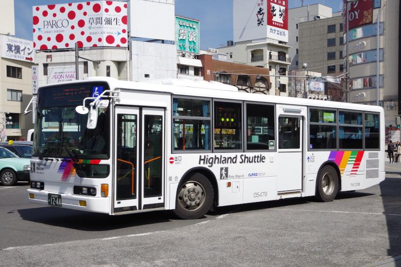 [アルピコ交通]松本200か12-44