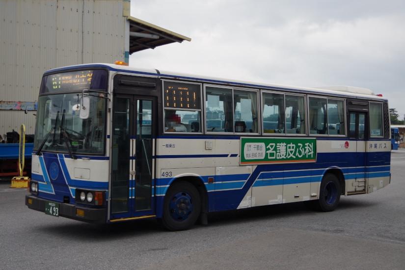 [沖縄バス]沖縄200か・493