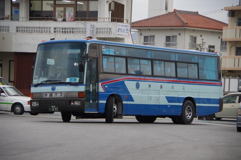 [沖縄バス]沖縄22き・311