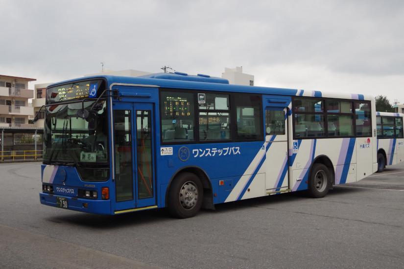 [沖縄バス]沖縄200か・790